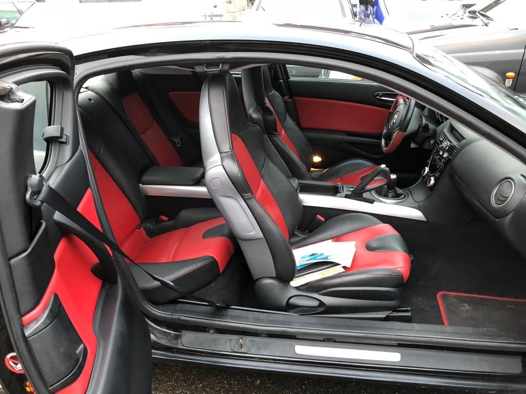 mazda rx 8 cosmo coup gebrauchtwagen kaufen. Black Bedroom Furniture Sets. Home Design Ideas